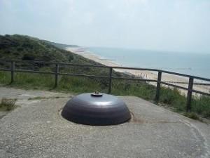 bunker in duinen